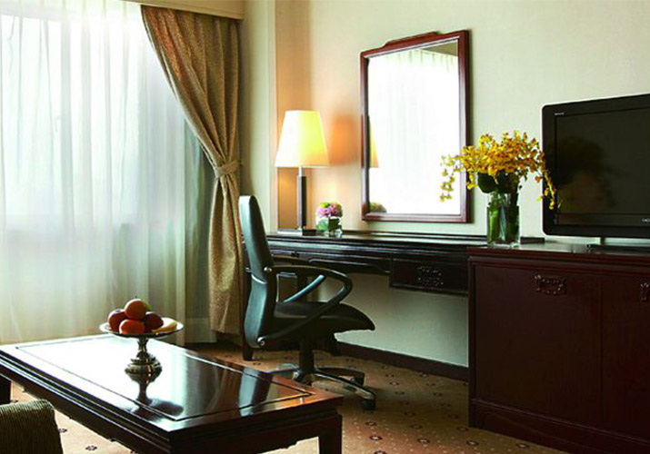 Rosewood Club Deluxe Suite