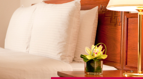 One-night and Two-meals accommodation package