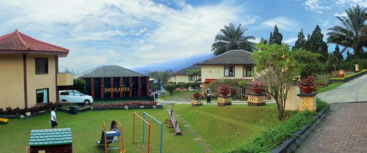 The Jayakarta Inn & Villas Cisarua, Mountain Resort & Spa